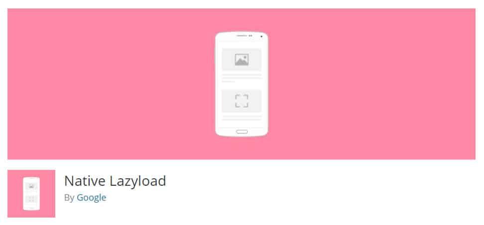 Native lazyload wordpress plugin